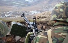 Появилось видео, как ВС Азербайджана разгромило диверсионную группу армянских военных на границе Нагорного Карабаха: пророссийская ДРГ бежала с крупными потерями
