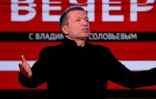 """Соловьев объяснил свое помешательство на Украине: """"причина"""" доведет россиян до истерики"""