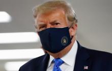 Трамп пояснил, почему в России сильно удивятся, если увеличат число тестов по коронавирусу