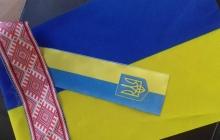 Патриоты из Луганска поразили смелым поступком: луганчане доказали, что флаг Украины их гордость, - кадры