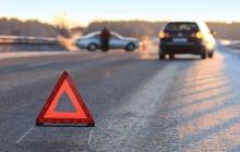 Смертельная авария на Львовщине: автобус столкнулся с легковой машиной