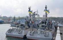 В ВМС Украины пополнение: в Одессу прибыли 2 малых бронированных артиллерийских катера - смотреть кадры с одесского причала