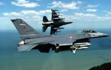 Турция нанесла мощные авиаудары по курдам в Ираке