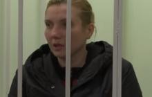 """Жестокая расправа над 12-летней школьницей в Кропивницком: подозреваемая в убийстве дочери Елена Добродий разрыдалась в """"клетке"""", - подробности о решении суда и кадры"""