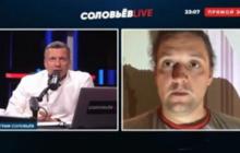 """Соловьев узнал, кто на самом деле работник """"БелАЗа"""", показавший пенис в эфире: """"Он из США"""""""