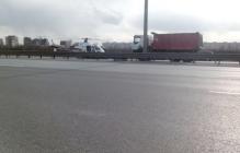 Очередная катастрофа в России: прилетевший за пострадавшим на место ДТП вертолет протаранил грузовик