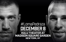 Яркий боксерский поединок украинца Ломаченко против Педраса в Нью-Йорке: онлайн-трансляция битвы чемпионов