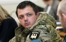 """""""Господин Тарута, хватит оскорблять участников блокады. Вспомните, как вы про****и Донецк, имея все рычаги власти. Такой как вы премьер Украине уж точно не нужен"""", - Семенченко"""