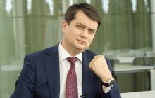 Должность Порошенко в новой Верховной Раде: Разумков дал ответ