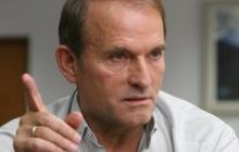 Возвращение Донбасса в состав Украины: Сеть поражена предложенной Медведчуком схемой