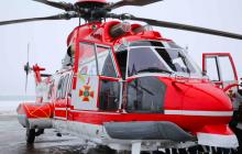 """""""Крепнем"""", - Франция передала Украине еще один Н-225 Super Puma, вертолет показал класс в Нежине - кадры"""