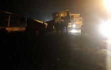 В Крыму в масштабной аварии скончалось 7 человек: известны подробности ночного ДТП