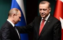 Эрдоган обхитрил Путина: Турция ввела войска в российскую зону оккупации в Сирии, - подробности