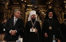 """Епифаний – украинцам: """"Вы молились, а мы это чувствовали и доказали, что можем создать в Украине единую церковь"""""""
