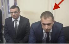 Следователь ГБР Олексенко грубо обозвал ветеранов АТО на суде над Марченко
