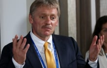У Путина цинично прокомментировали отмену телемоста с Украиной: Песков сделал наглое заявление