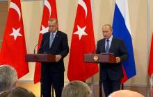 """""""Источнику мира"""" пришел конец: Путин и Эрдоган приняли """"судьбоносное"""" решение по Сирии"""