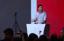 """Зеленский на iForum высмеял Ляшко и российских чиновников, а также запустил новый проект """"Лифт"""""""