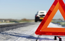 Антирекорд в 1000 ДТП за сутки потряс Украину: 30% водителей на летней резине и половина не пристегнуты - цифры
