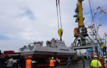 Мощнейшие бронекатера ВМС спущены: Украина готова отбивать атаки российского агрессора в Азовье - яркие кадры
