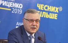 Гриценко на выборах использует ту же схему финансирования, что и Тимошенко: детали