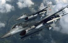 """""""Началось"""" Турция ввела в Сирию боевую авиацию, Россия подняла истребители наперехват, начинается большой бой"""