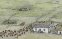 Древний артефакт для защиты от ведьм, найденный в Шотландии, удивил опытных ученых