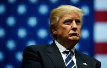 Скандал в прямом эфире: Трампа обозвали расистом на государственном телеканале США - кадры