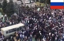 Росгвардия готовит силовую зачистку Майдана в Ингушетии - протестующие объявили срочную мобилизацию