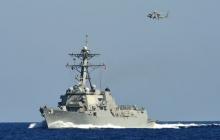 """Вплотную к России подошел американский эсминец с крылатыми """"Томагавками"""""""