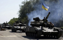 """Подразделения ВСУ нашли способ выбить боевиков """"ДНР"""" с Бахмутской трассы: стал известен план наступления, - кадры"""