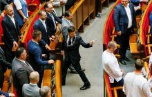 Политолог Фесенко пояснил, кто из команды Зеленского мог бы стать президентом