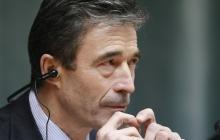 Расмуссен: НАТО не может предоставить Украине военно-техническую помощь