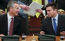 Павел Климкин встретился с Генеральным секретарем НАТО Йенсом Столтенбергом