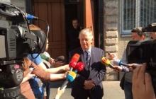 Глава КПУ Петр Симоненко прибыл на допрос в СБУ