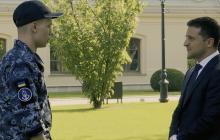 """""""Смейтесь потише, а то генералы не поймут"""", - моряки рассказали Зеленскому о том, как им жилось в РФ"""