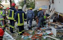 Взрыв многоэтажки в Киеве: под упавшей плитой дома найдено тело погибшего