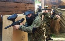 Готовятся к деоккупации Донбасса: бойцов Нацгвардии тренируют в Kill House