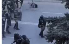 Ингушетия восстала: ОМОН спасается бегством, Путин не знает, что делать с бунтом - видео