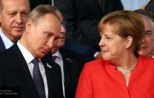 Меркель, Трюдо и Макрон на G20 резко в один голос потребовали от Путина немедленно освободить моряков Украины