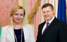 Кошкина раскрыла детали о новой жене Януковича и его сыне