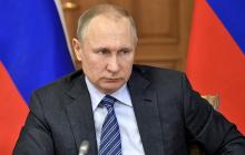 Путина вновь обматерили: в Сети показали видео, где еще один ведущий из Грузии унизил главу России