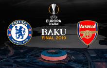 """Челси"" - ""Арсенал"": видео онлайн-трансляция финала Лиги Европы"
