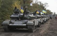 """Танковый прорыв ВСУ закончился разгромом """"россиян"""": силы ООС срочно подняли в воздух боевую авиацию и штурмовики """"Су-25"""""""