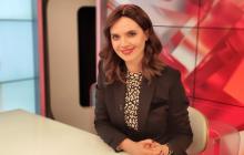 Янина Соколова ярко поддержала протест коллег ZIK, массово увольняющихся с канала Медведчука