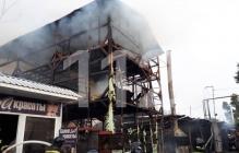 В российском Сочи погибло сразу 8 человек, в больницах раненые: видео масштабного пожара потрясло Сеть