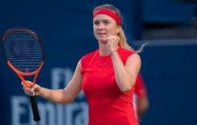"""Свитолина """"зажгла"""" на корте в Дубае: украинская теннисистка вышла в полуфинал турнира WTA, одолев соперницу из Японии"""