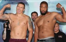 Бой Усик - Уизерспун онлайн: итоги боя и кто победил трансляция дебюта украинца в супертяжелом весе