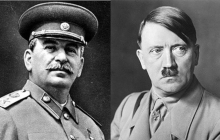 Сталина и Гитлера официально приравняли