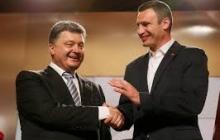 """СМИ: """"УДАР"""" и """"Блок Петра Порошенко"""" объединяются - лидером новой партии станет Кличко"""